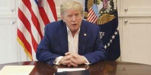 ABD Başkanı Trump: Yakında geri döneceğim!