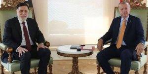 Libya Ulusal Hükümet Başkanı  Serrac, Cumhurbaşkanı Erdoğan'la görüşecek