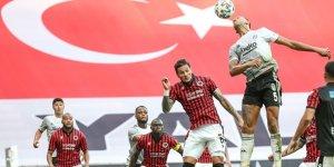 Beşiktaş'ın kötü gidişatı sürüyor! Gençlerbirliği'ne 1-0 yenildi