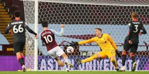 Liverpool Aston Villa'ya karşı tarihi bir mağlubiyet yaşadı!