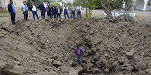 Ermenistan sivilleri hedef alıyor! Azerbaycan'ın Mingeçevir kentine füzeli saldırı