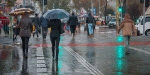 Meteoroloji bazı illeri uyardı! Yağışlı ve serin havanın etkisine girilecek