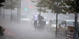 İstanbul'a bir uyarı daha! Marmara için çok kuvvetli sağanak uyarısı
