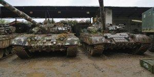 Ermenistan ordusu zırhlı araçları bırakıp kaçtı