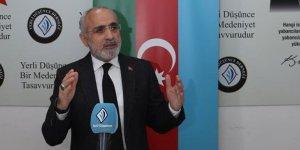 Yalçın Topçu: Ermenistan hükûmetine sosyal, siyasi ve ekonomik yaptırım başlatmaları gerekir