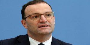 Almanya Sağlık Bakanı Jens Spahn corona virüse yakalandı