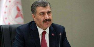 Sağlık Bakanı Koca: İstanbul'da vaka sayıları Türkiye genelinin yüzde 40'ına ulaştı