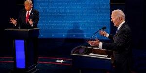 ABD'de başkan adayları son kez canlı yayında kozlarını paylaştı