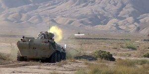 Azerbaycan ordusu kritik noktalarda kontrolü sağladı