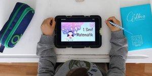 Bakan Selçuk açıkladı! 60 bin öğrenciye tablet dağıtıldı