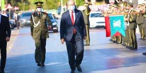 KKTC Cumhurbaşkanı Ersin Tatar yemin ederek resmen görevine başladı!