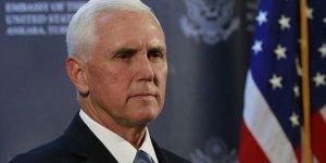 ABD Başkan Yardımcısı Pence'in özel kalemi ve danışmanı Kovid-19'a yakalandı
