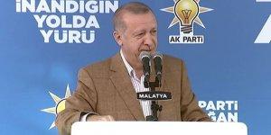 Cumhurbaşkanı Erdoğan'dan Wilders'a tepki: Haddini bil