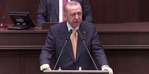 Cumhurbaşkanı Erdoğan'dan Suriye'de yeni operasyon mesajı