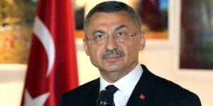 Cumhurbaşkanı Yardımcısı Oktay'dan Fransa'daki terör saldırısına kınama