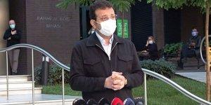 İBB Başkanı Ekrem İmamoğlu tedavi gördüğü hastaneden taburcu edildi!
