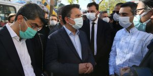 DEVA Partisi Genel Başkanı Babacan İzmir'de incelemelerde bulundu!