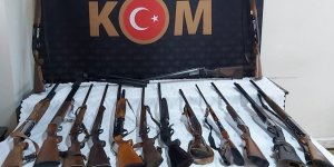 Ordu merkezli 6 ilde silah kaçakçılığı operasyonu!
