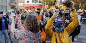 ABD'de halk seçimin galibi Biden'ın zaferini kutladı