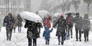 Doğu Anadolu'da 5 ilde kar yağışı bekleniyor!