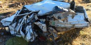 Feci trafik kazası! 2 kardeş öldü, anne ve baba yaralandı