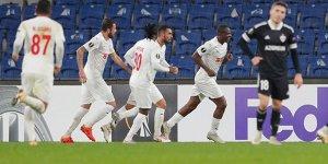 Demir Grup Sivasspor, Avrupa'da ikinci galibiyetini aldı!