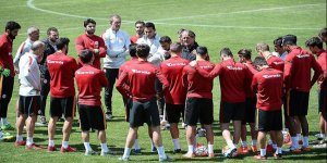 Galatasaray ligde galibiyet peşinde