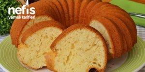 Dünya üzerindeki en kolay sade kek tarifi
