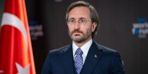 İletişim Başkanı Altun TRT World Forum 2020'de konuştu!