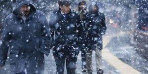 Meteoroloji uyardı! Sağanak ve kar yağışı geliyor