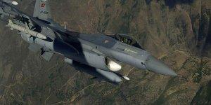 Kuzey Irak'a hava harekatı: 11 terörist etkisiz