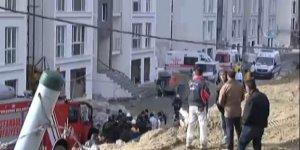 İstanbul'da Yük Asansörü düştü: 3 ölü