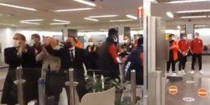 Sivasspor kafilesine İsrail'de uçuş engeli
