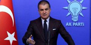AK Parti Sözcüsü Ömer Çelik'ten ABD'nin S-400 yaptırımlarına tepki!