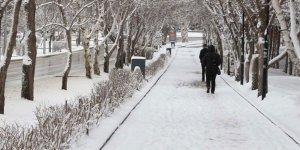 Doğu Anadolu'da 5 ilde karla karışık yağmur ve kar bekleniyor!