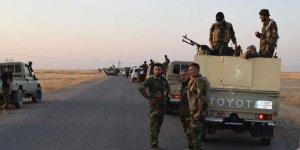 Terör örgütü PKK'dan Peşmerge güçlerine ağır silahlı saldırı