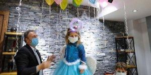 Ayda'ya sürpriz doğum günü