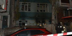Bayrampaşa'da bina yangınında bir kişi hayatını kaybetti!