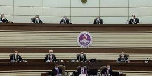 Eski Yargıtay üyelerinin Anayasa Mahkemesi'nde yargılanmalarına başlandı!
