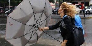 Meteoroloji Marmara Bölgesi'ni fırtınaya karşı uyardı!