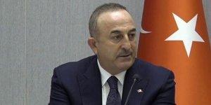 Dışişleri Bakanı Çavuşoğlu: Yaptırımlarla geri adım atmayacağız!
