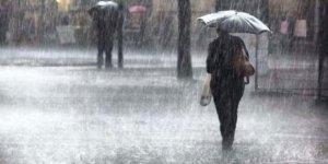 Meteoroloji Kıyı Ege'yi sağanak yağmura karşı uyardı!