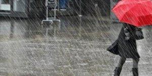 Meteoroloji kuvvetli yağış ve fırtına uyarısı yaptı!