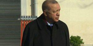 Cumhurbaşkanı Erdoğan: Ben öğrencilerle niye görüşeyim? Teröristler işin içinde