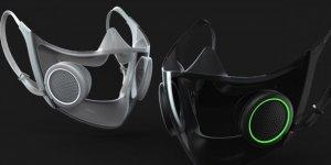 Dünyanın en akıllı maskesi tanıtıldı