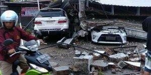 Endonezya'da 6,2 büyüklüğünde deprem: 4 ölü, 637 yaralı