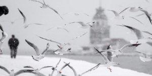 Meteoroloji'den İstanbul'a yoğun kar yağışı uyarısı