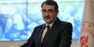Bakan Dönmez'den doğalgaz tüketimi açıklaması