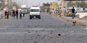 Bağdat'ın merkezinde intihar saldırısı! Ölü ve yaralılar var