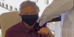 Bill Gates Kovid-19 aşısı yaptırdı!